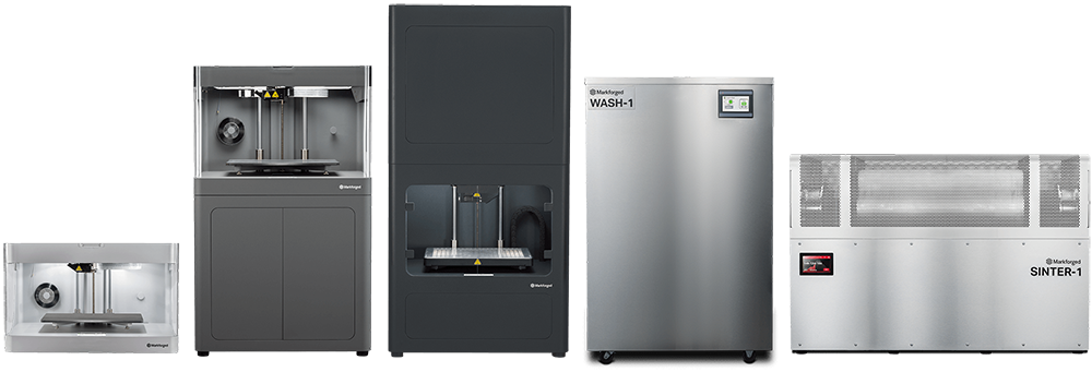 Markforged-Product-Lineup