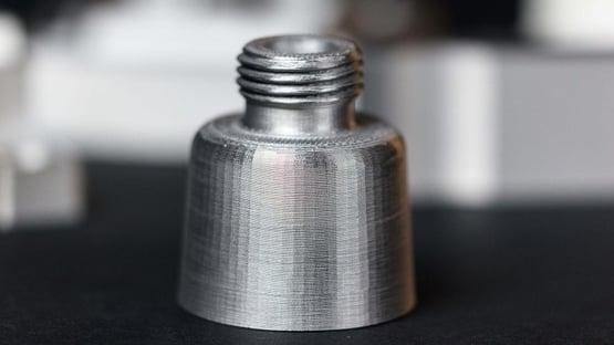 markforged tool steel metal part