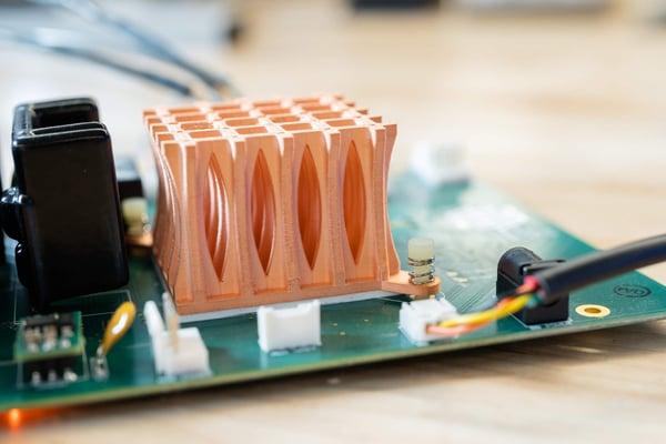 copper 3d printing material